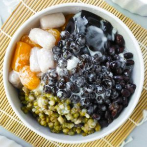 Chinese Shaved Ice, Bao Bing Square